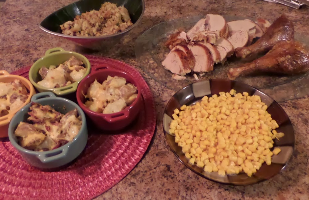 Pick N Save Thanksgiving Dinners  Thanksgiving Turkey Tips and Twice Baked Potato Casserole