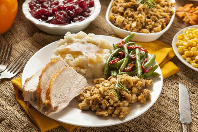 Pick N Save Thanksgiving Dinners  Keep Thanksgiving Healthy 5 Foods To Stay Away From