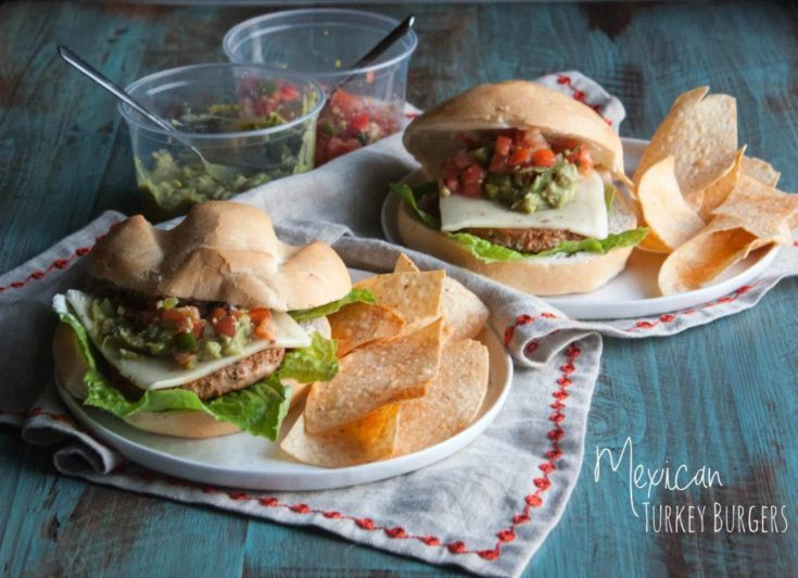 Pick N Save Thanksgiving Dinners  Mexican Turkey Burgers & Quick Dinner Tips Sweetphi