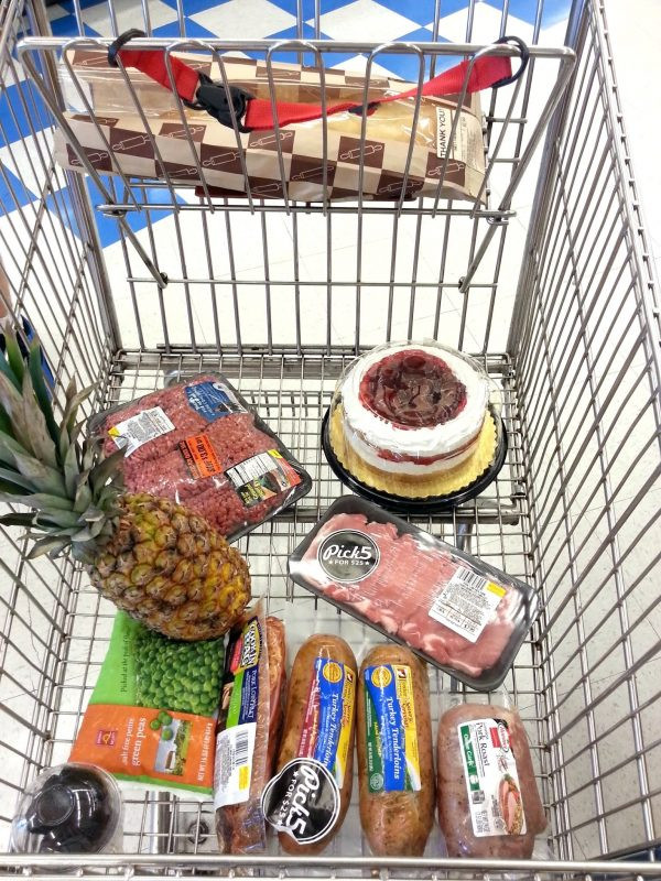 Pick N Save Thanksgiving Dinners  Dinner Spread with Turkey Tenderloin from Save Mart s Pick