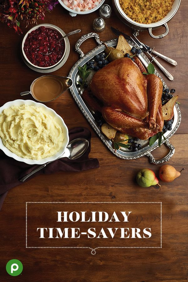 Pick N Save Thanksgiving Dinners  Order ahead and save a little time this holiday season
