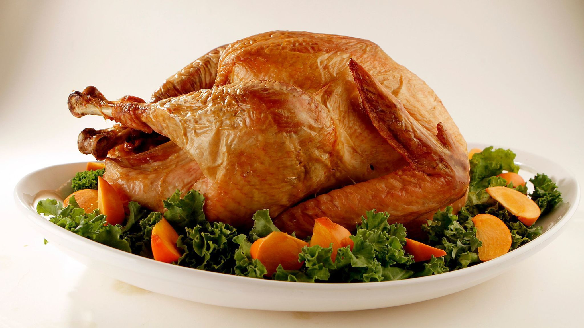 Picture Of Thanksgiving Turkey  A beginner s guide to cooking a Thanksgiving turkey LA Times