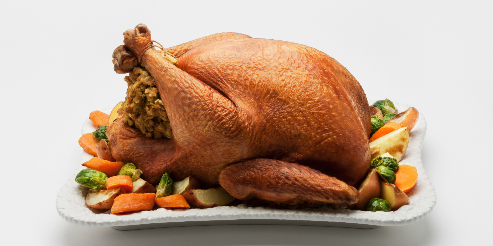 Picture Of Thanksgiving Turkey  Tryptophan Making You Sleepy Is A Big Fat Lie