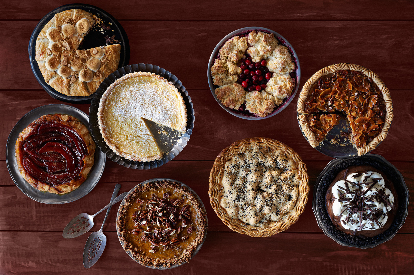Pie Recipes For Thanksgiving  38 Best Thanksgiving Pies Recipes and Ideas for