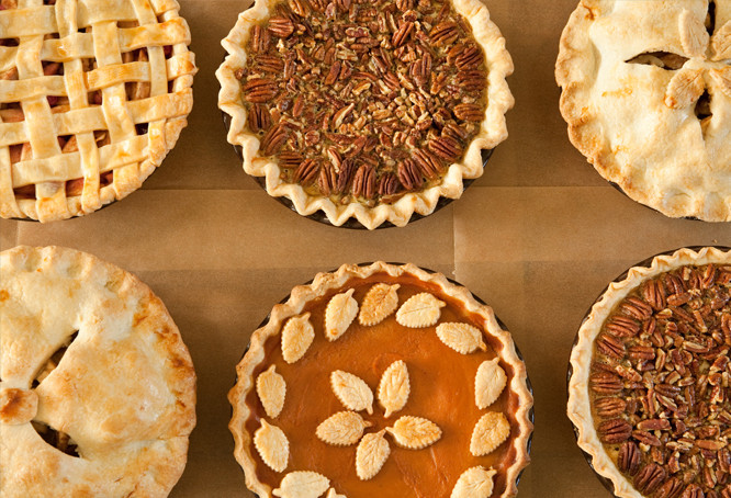 Pies For Thanksgiving  Pick the Best Thanksgiving Pie with WebKite WebKite