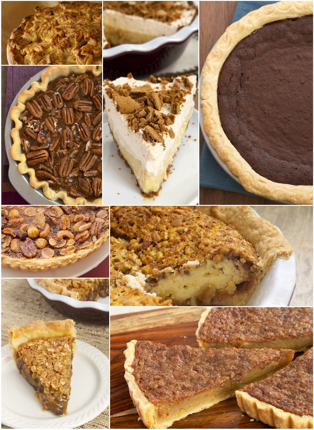 Pies For Thanksgiving  Best Thanksgiving Pies Bake or Break