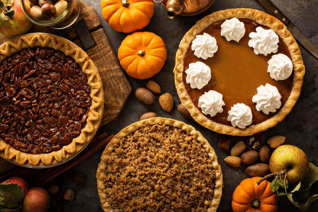 Pies For Thanksgiving  This Is America's Favorite Thanksgiving Pie Hint It's