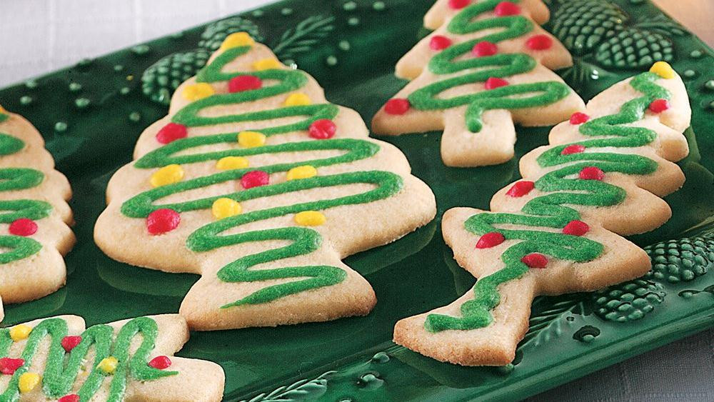 Pillsbury Christmas Tree Cookies  recipenotfound from Pillsbury
