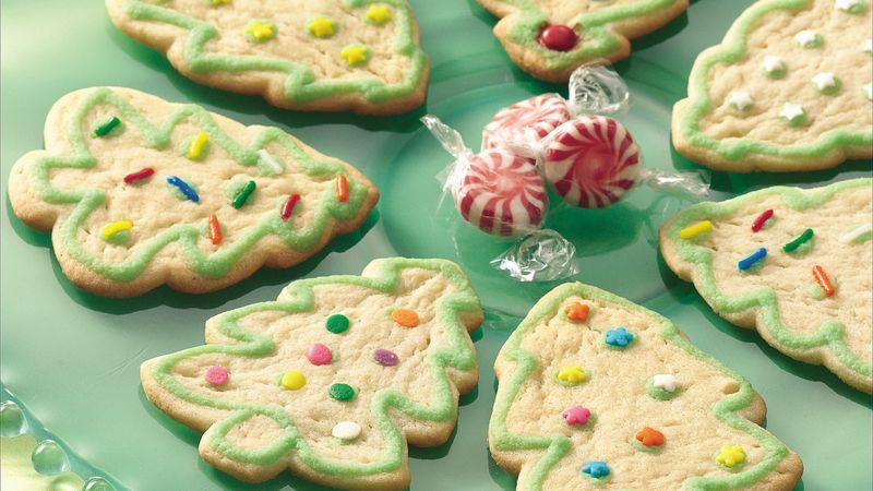 Pillsbury Christmas Tree Cookies  Christmas Tree Cookies Recipe Pillsbury
