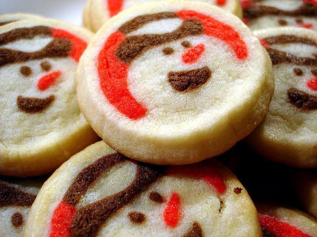 Pillsbury Christmas Tree Cookies  Pillsbury Holiday Sugar Cookies