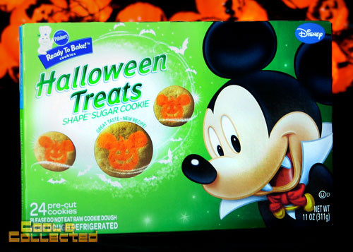 Pillsbury Dough Boy Halloween Cookies  2012 Halloween Packaging