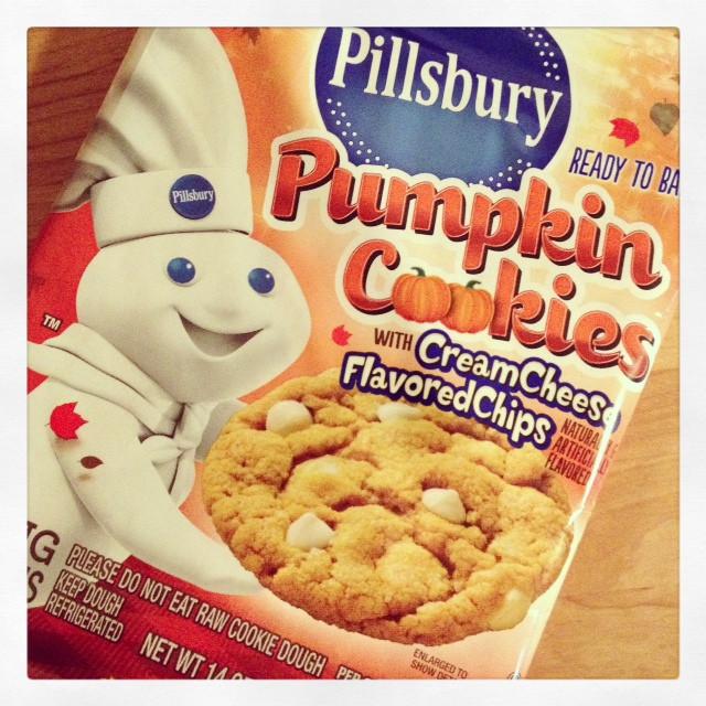 Pillsbury Halloween Cookies Walmart  Pillsbury Pumpkin Spice Cookies reviews in Grocery