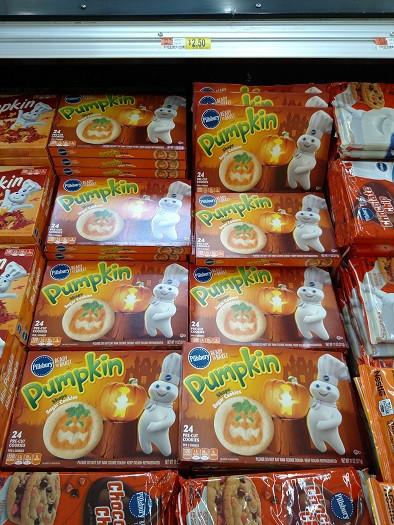 Pillsbury Halloween Cookies Walmart  Pillsbury Halloween Cookies only $2 at Walmart