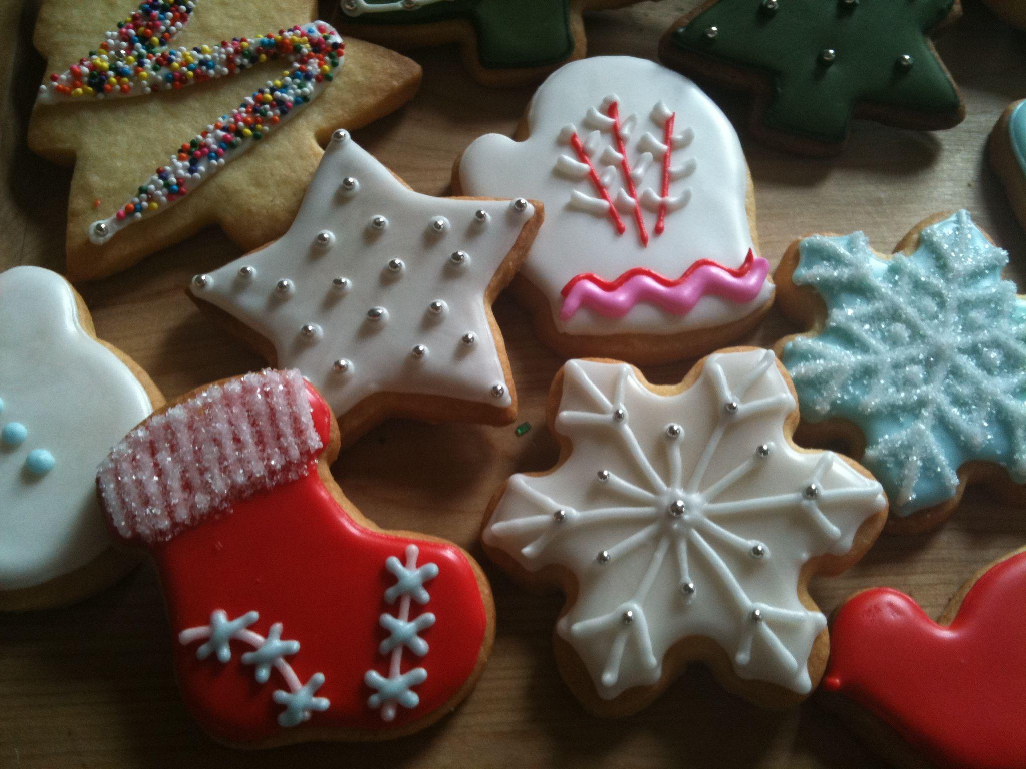 Pinterest Christmas Cookies  Christmas Sugar Cookies MY COOKIES