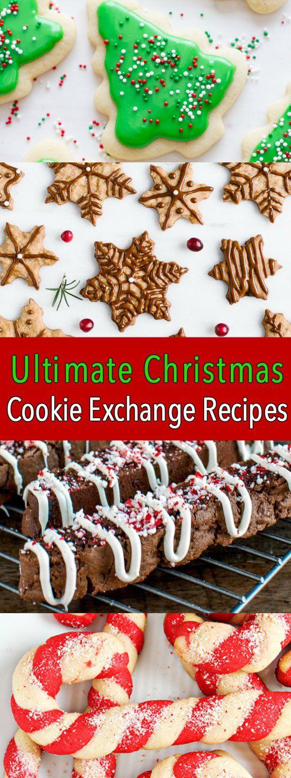Pinterest Christmas Cookies  Best 25 Christmas cookie recipes ideas on Pinterest