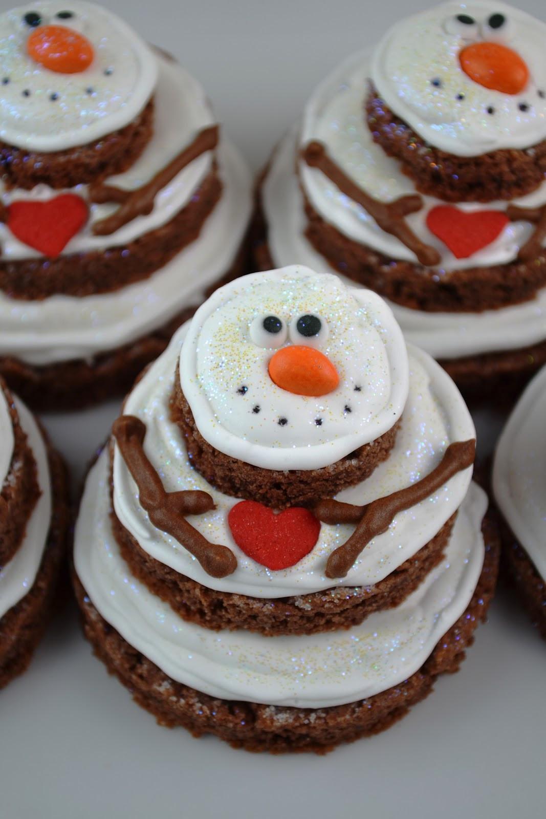 Pinterest Christmas Cookies  Sweetology Lumpy Bumpy Stacked Snowmen Cookies A