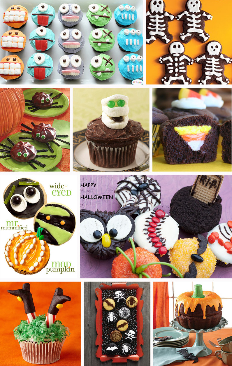 Pinterest Halloween Desserts  Last minute Halloween ideas