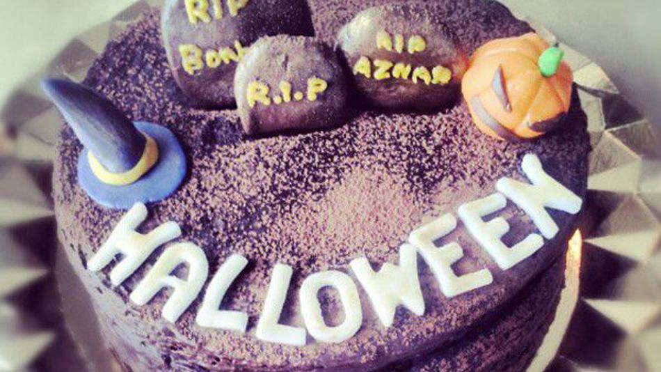 Pinterest Halloween Desserts  Treat Yourself to 21 Halloween Desserts From Pinterest