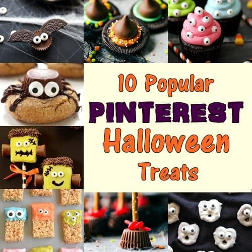 Pinterest Halloween Desserts  10 Popular Pinterest Halloween Treats Easy and Delish