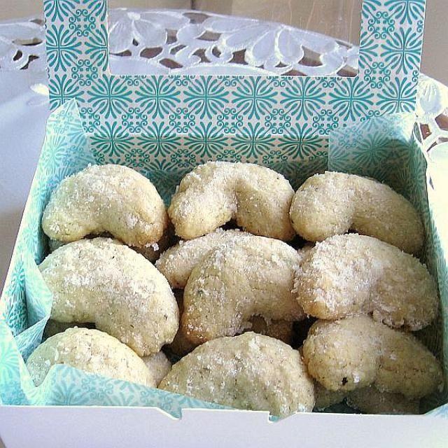 Polish Christmas Cookies  100 Christmas Cookie Recipes on Pinterest