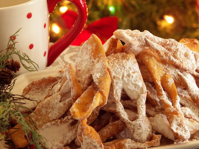 Polish Christmas Cookies  fy Cuisine Home Recipes from Family & Friends Polish