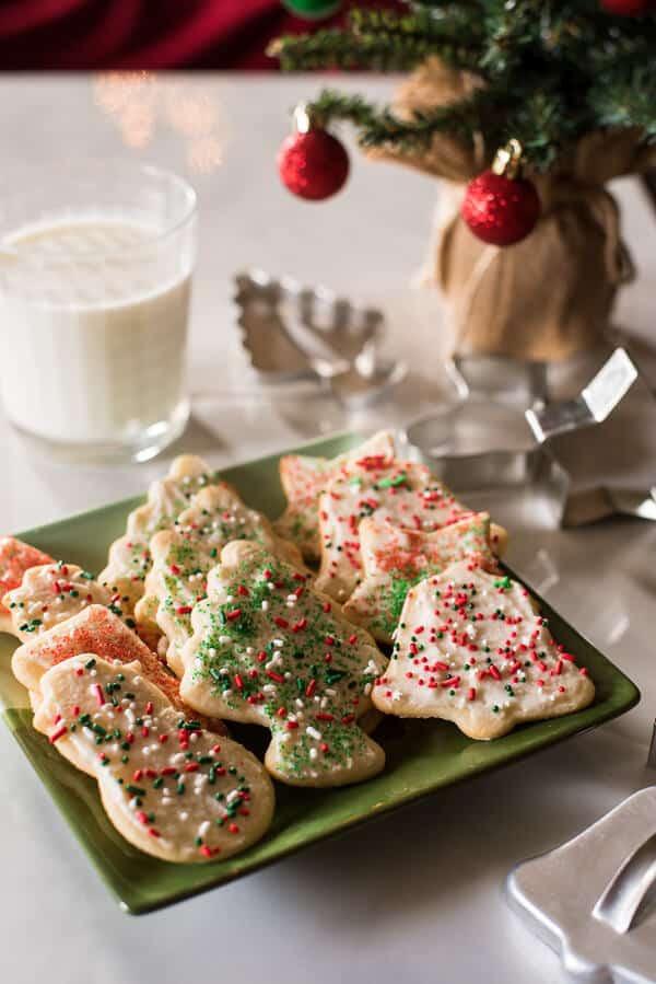 Polish Christmas Cookies  Nana s Anise Pierniki Polish Christmas Cookies • The