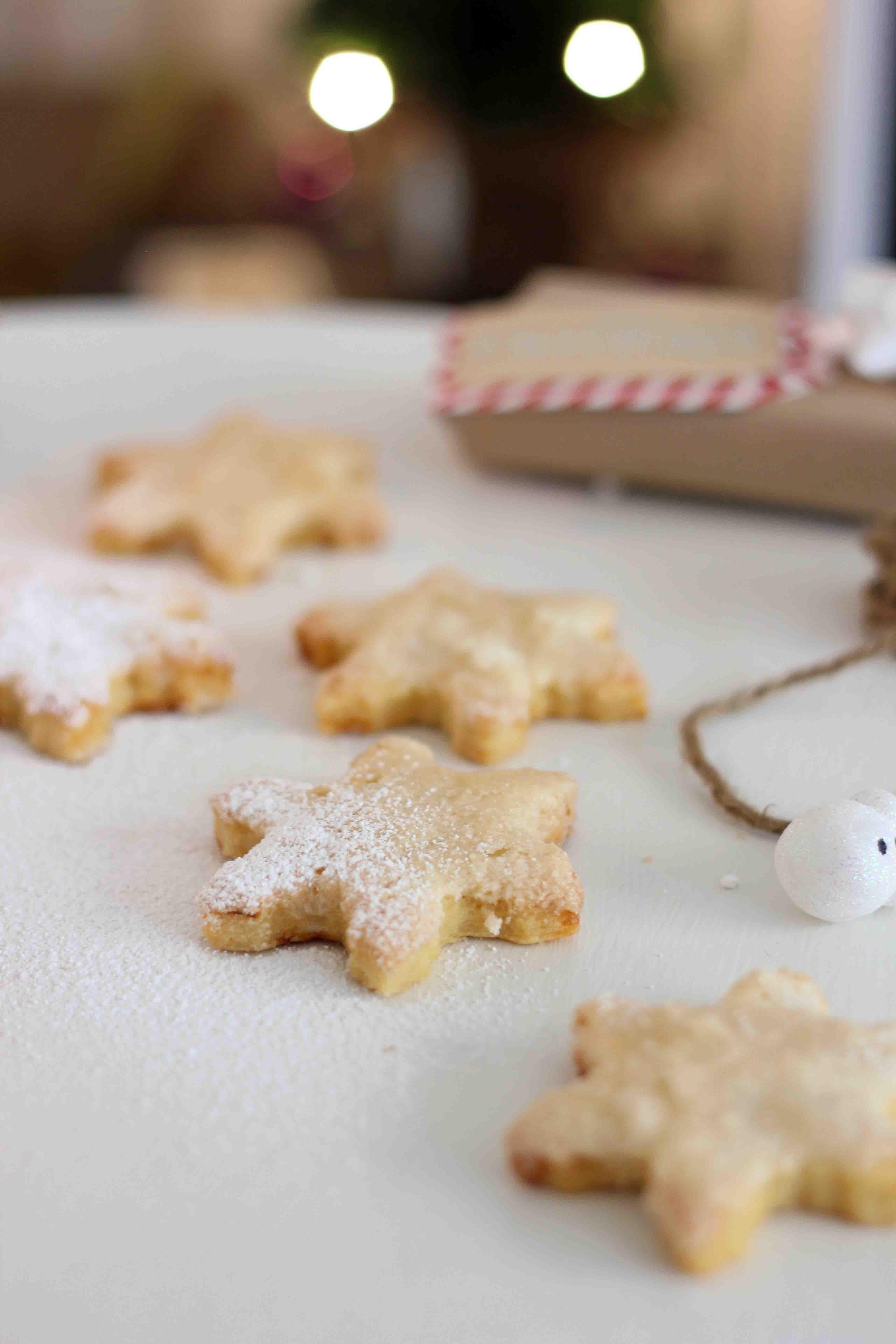 Polish Christmas Cookies  Polish Christmas Cookies