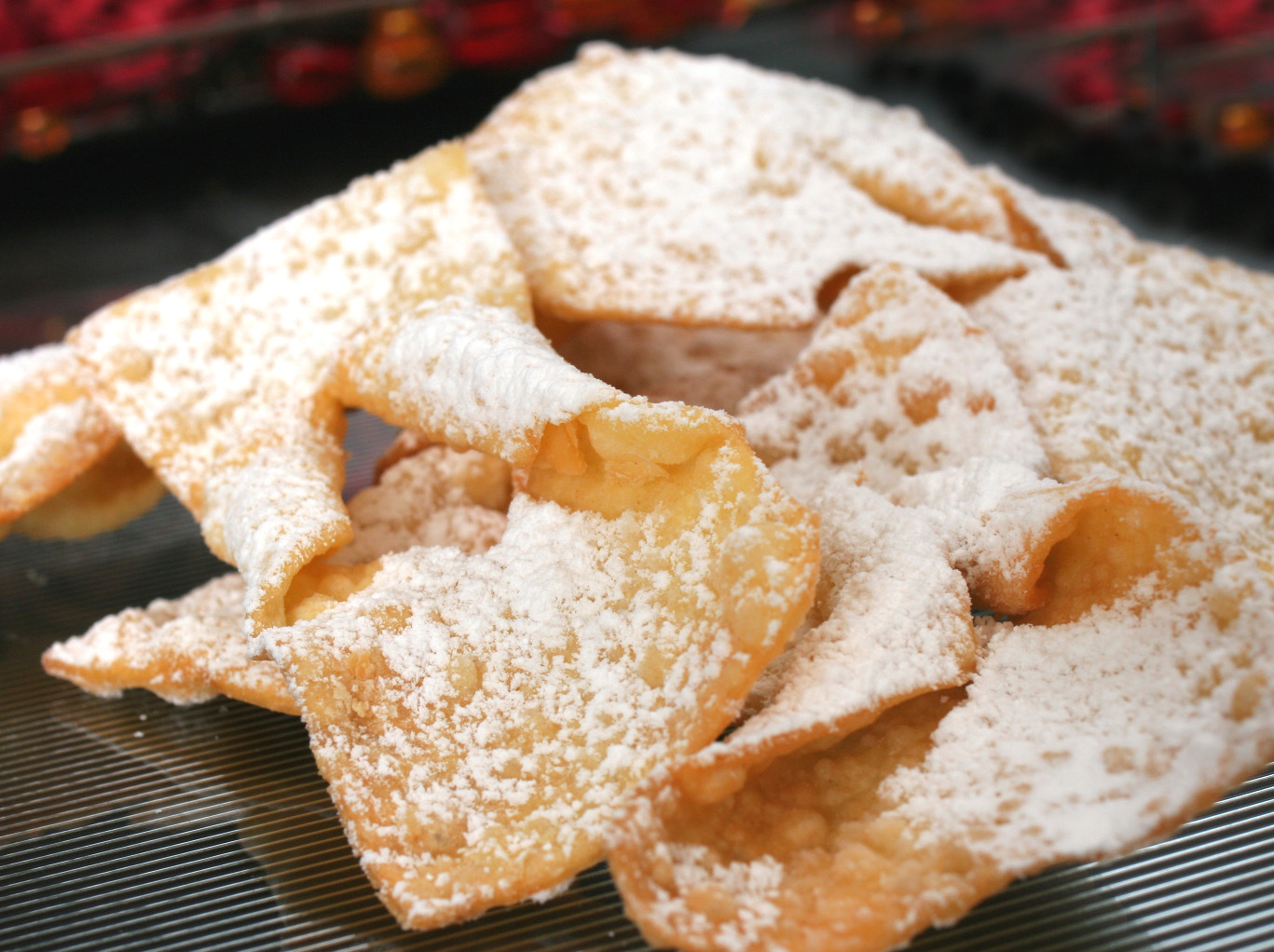 "Polish Christmas Desserts  ""Angel Wings""…Our Family Tradition"