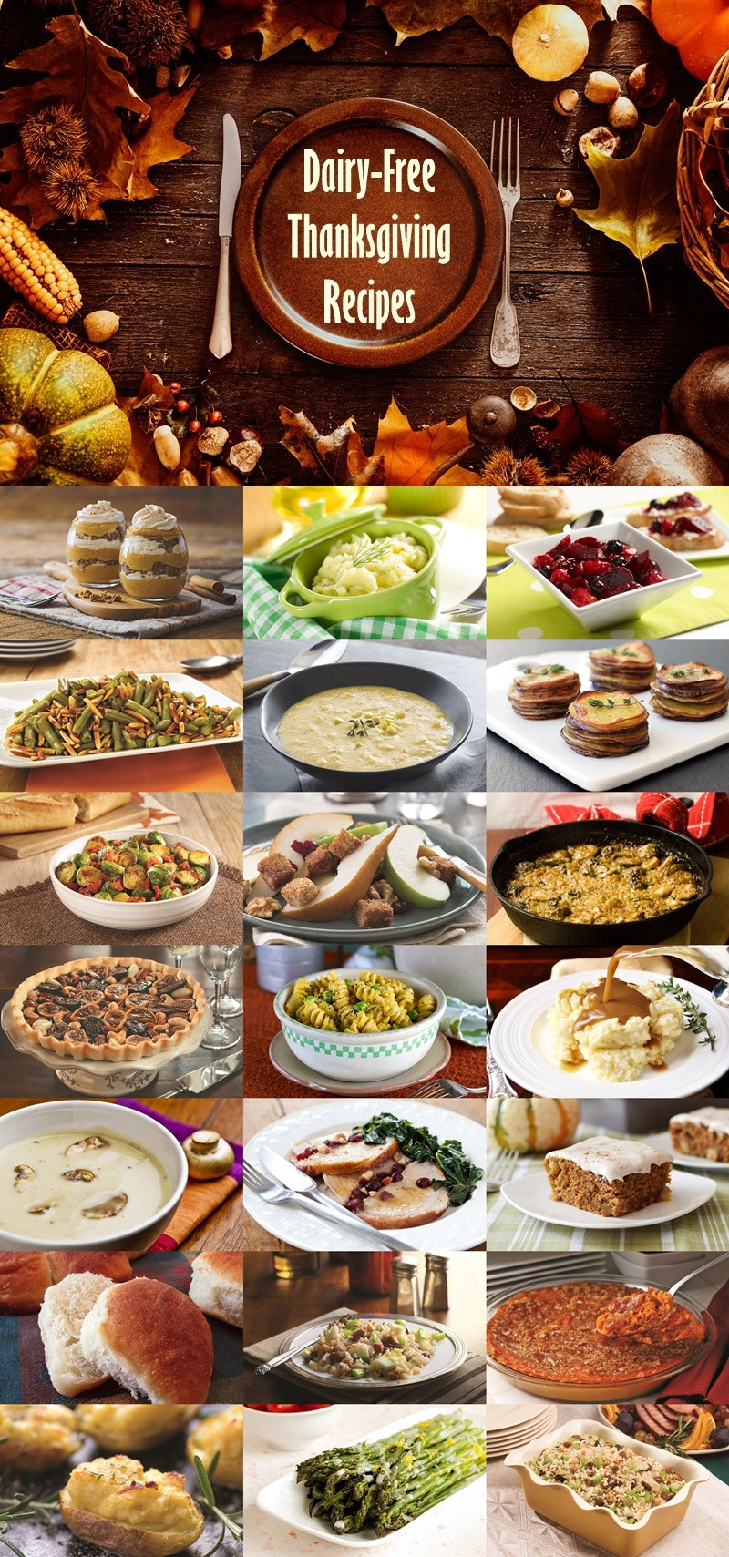 Polly'S Pies Thanksgiving Dinner To Go  The Biggest Gathering of Dairy Free Thanksgiving Recipes