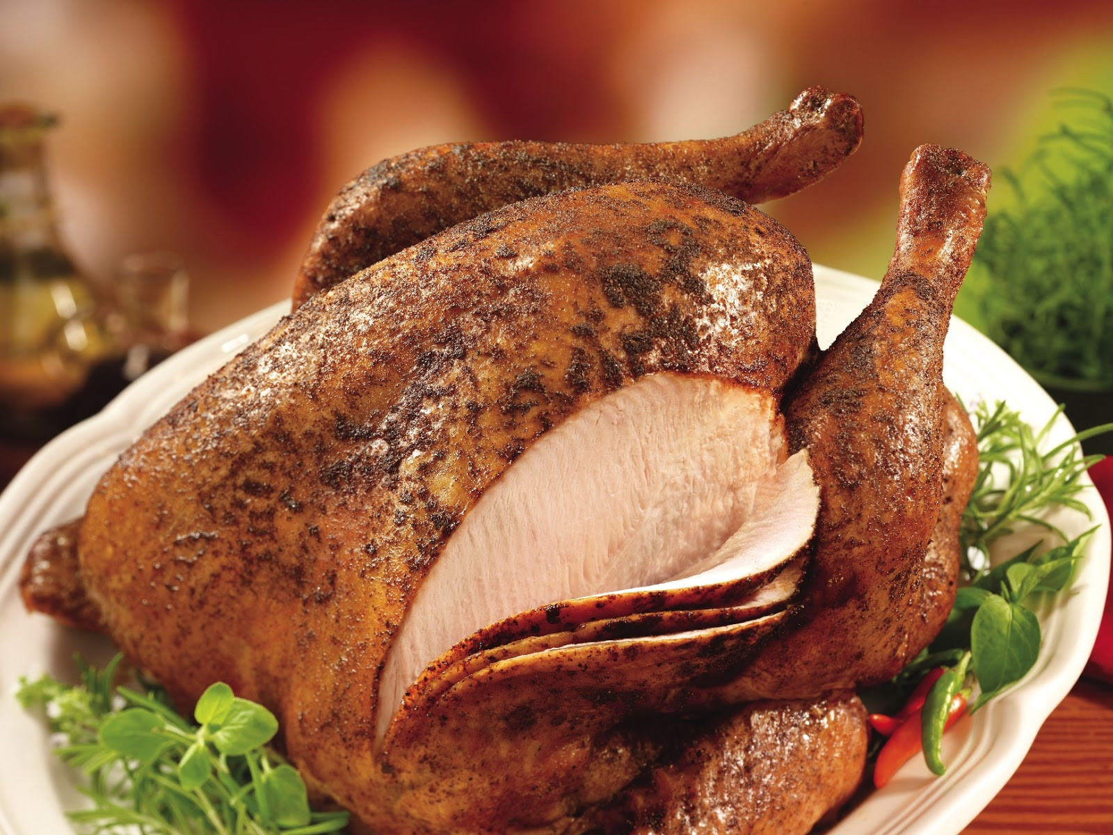 Popeyes Thanksgiving Dinner  Foodservice Solutions Popeyes Turkey for Thanksgiving and