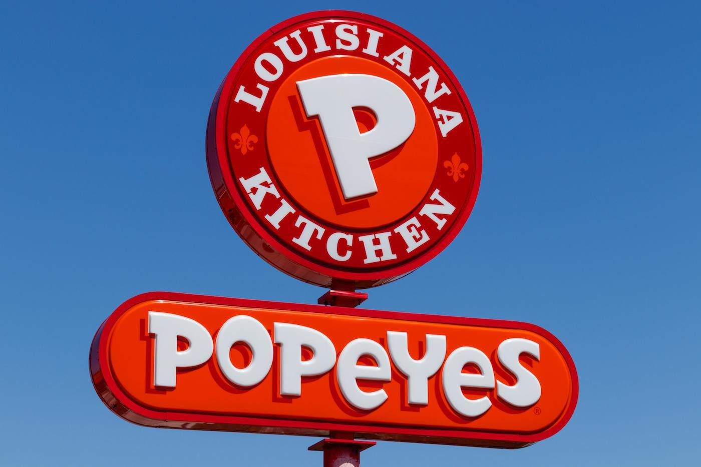 Popeyes Thanksgiving Dinner  Now You Can Pre Order Popeyes' Cajun Style Turkeys for