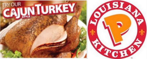Popeyes Thanksgiving Turkey  price of popeyes family meals