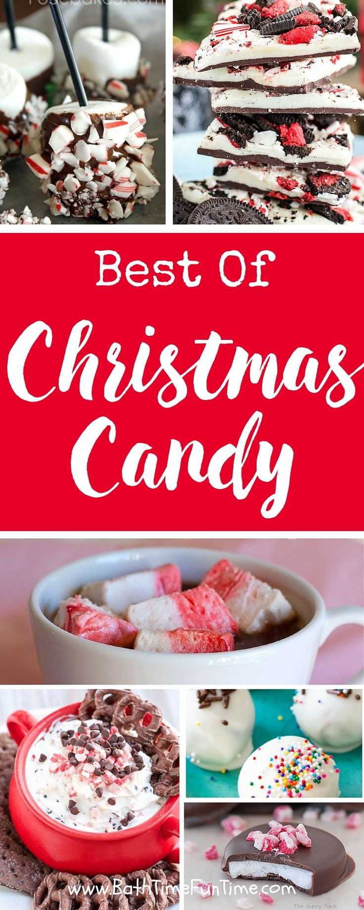 Popular Christmas Candy  1000 images about Best of BathTimeFunTime on