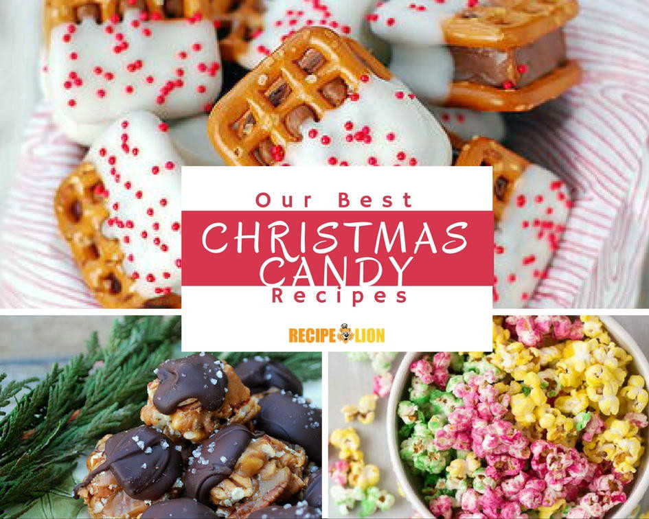 Popular Christmas Candy  13 Best Christmas Candy Recipes