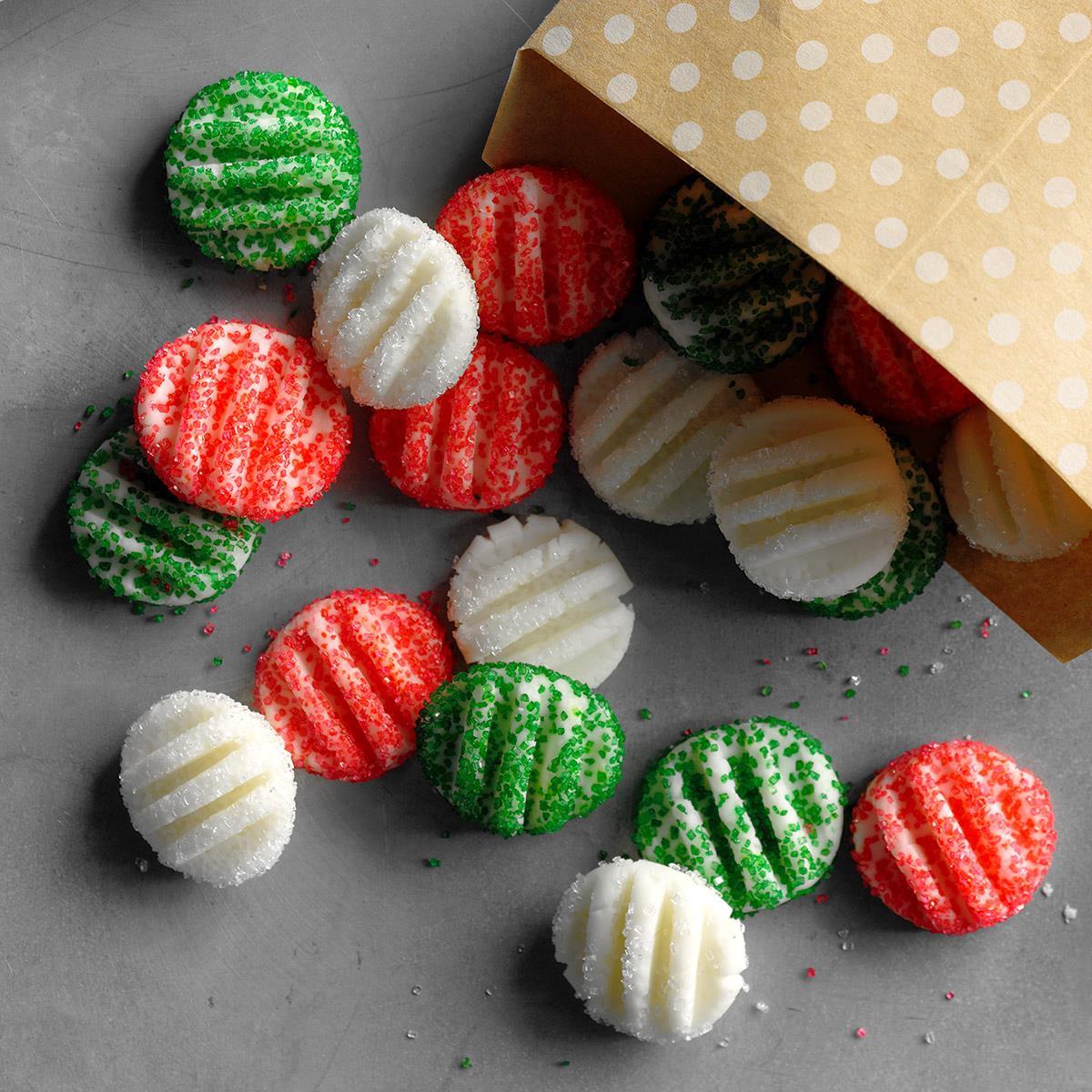 Popular Christmas Candy  Top 10 Homemade Christmas Candy Recipes