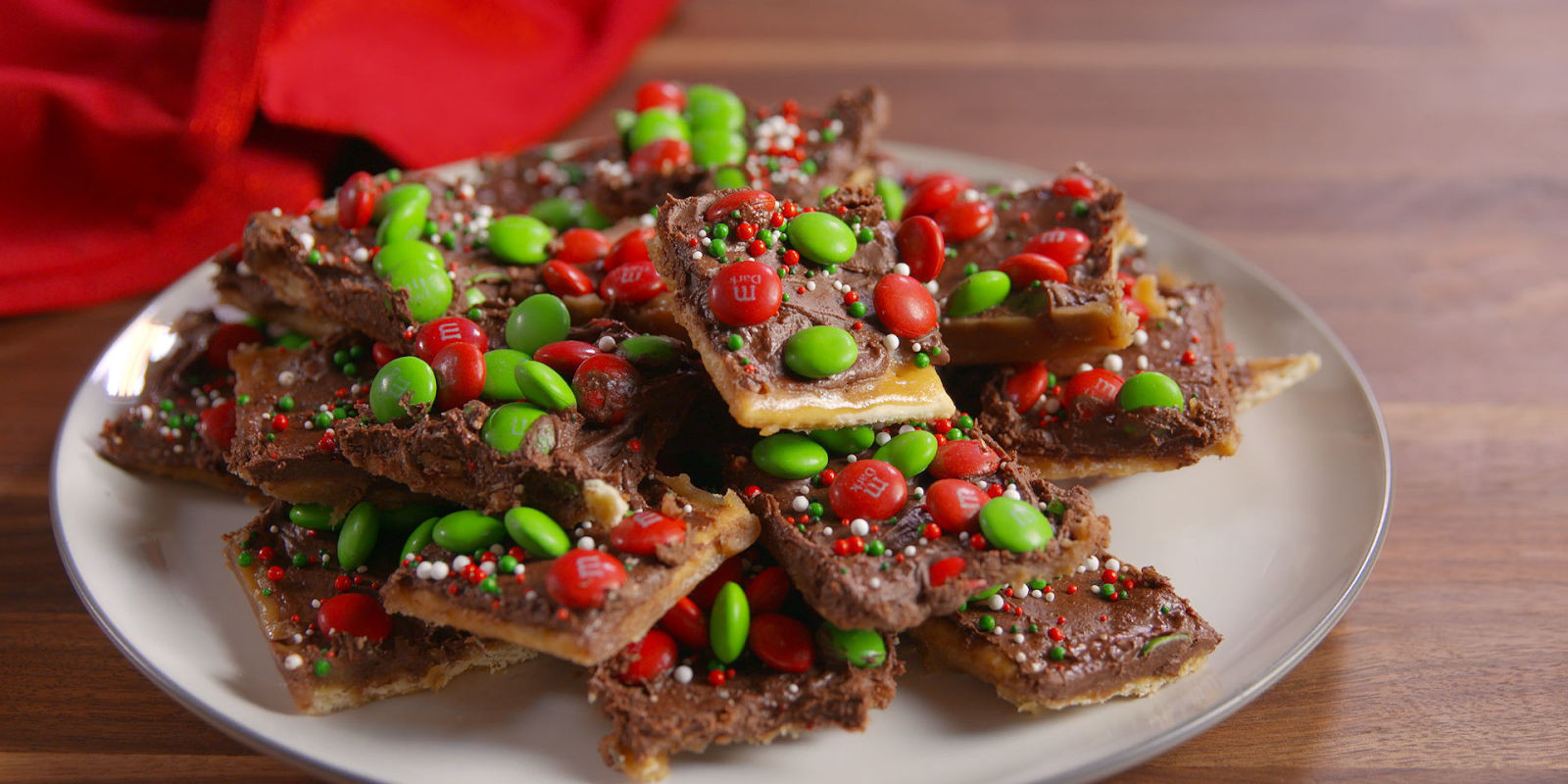 Popular Christmas Candy  Best Christmas Crack Candy Recipe How To Make Christmas