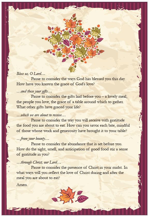 Prayer For Thanksgiving Dinner  25 best ideas about Thanksgiving prayer catholic on