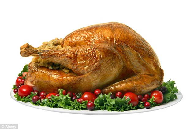 Pre Cook Turkey For Thanksgiving  PIPPA MIDDLETON s top 50 tips for a Happy Christmas