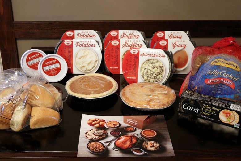 Pre Cook Turkey For Thanksgiving  Thanksgiving Made Easy Boston Market Thanksgiving Meal