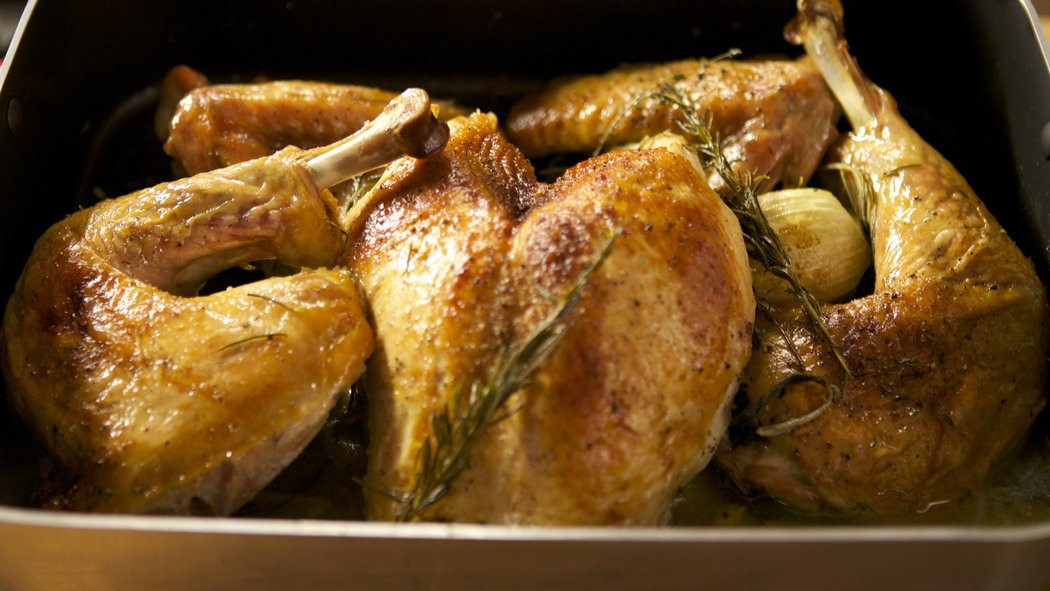 Pre Cook Turkey For Thanksgiving  Fastest Roast Turkey Video NYTimes
