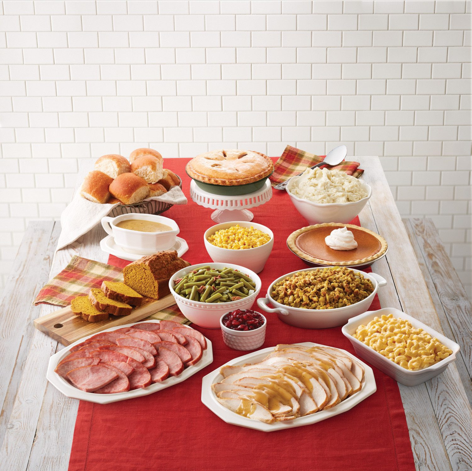 Pre Cooked Thanksgiving Dinner Walmart  Pre Made Thanksgiving Meal From Bob Evans Simplemost