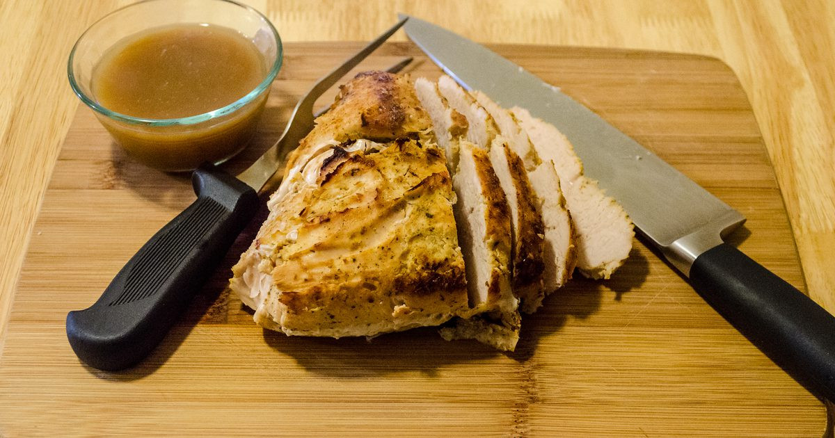 Pre Cooked Thanksgiving Turkey  How to Cook a Pre Cooked Oven Roasted Turkey Breast
