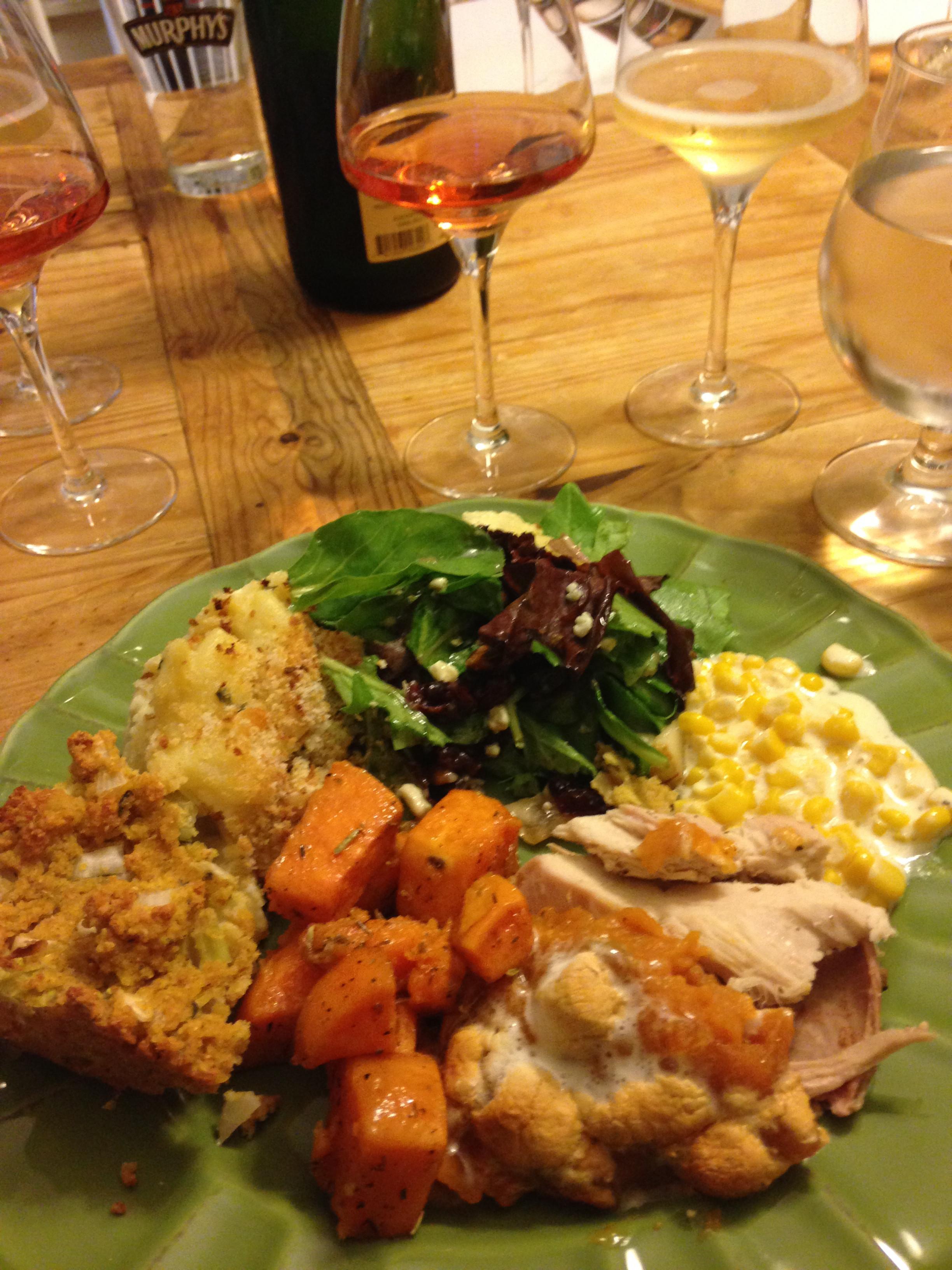 Pre Made Thanksgiving Dinner  A Fantastic Pre Thanksgiving Dinner