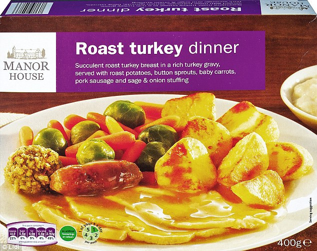 Pre Made Thanksgiving Dinner  The Christmas lunch ready meals that aren t ALL as foul as