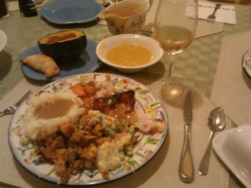 Pre Made Thanksgiving Dinner  No Time Pre Made Thanksgiving Dinner Could Be The Way To