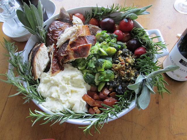 Pre Made Thanksgiving Dinners  Where to Get Pre Made Thanksgiving Dinner in San Francisco
