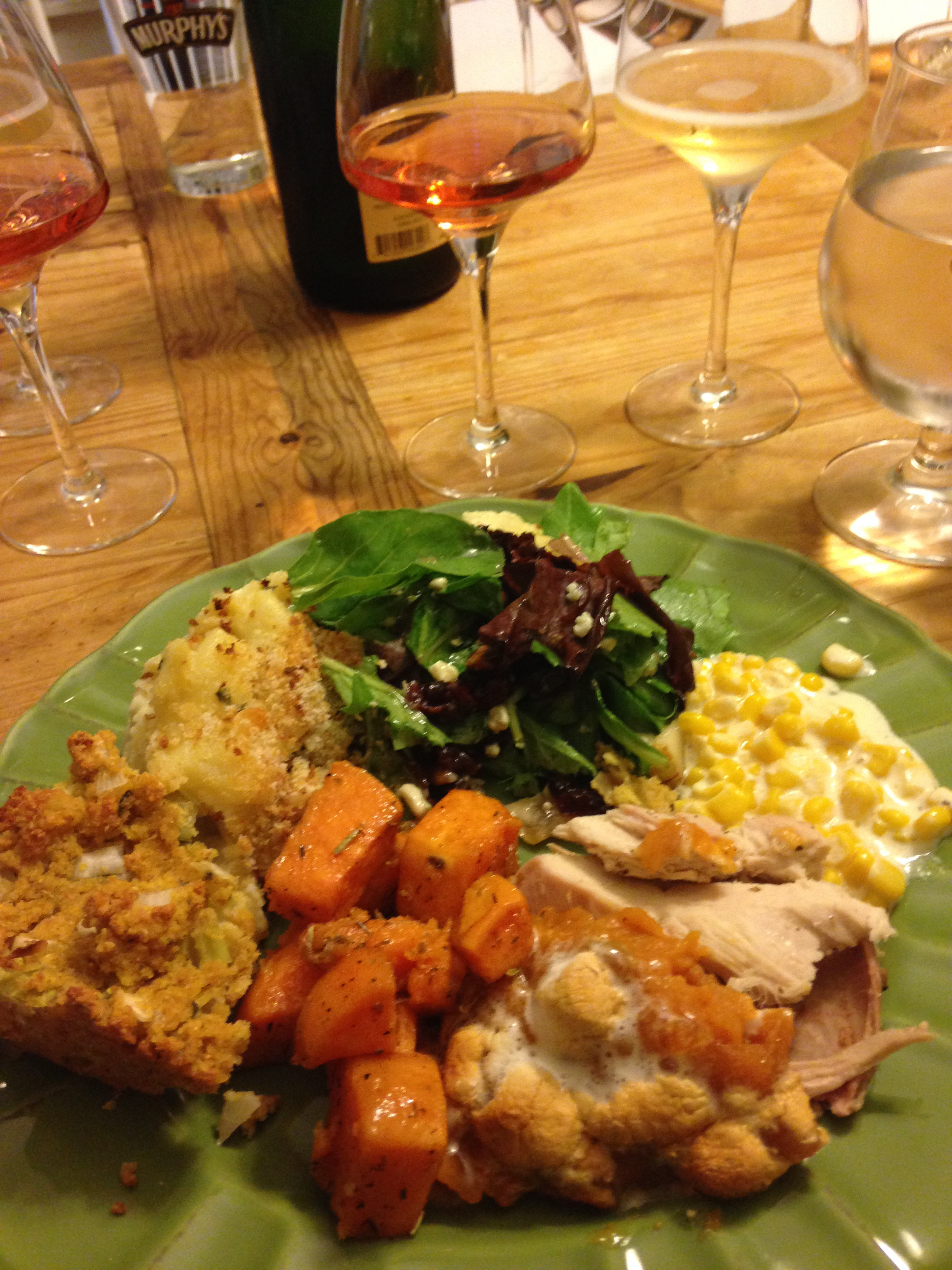 Pre Made Thanksgiving Dinners  A Fantastic Pre Thanksgiving Dinner