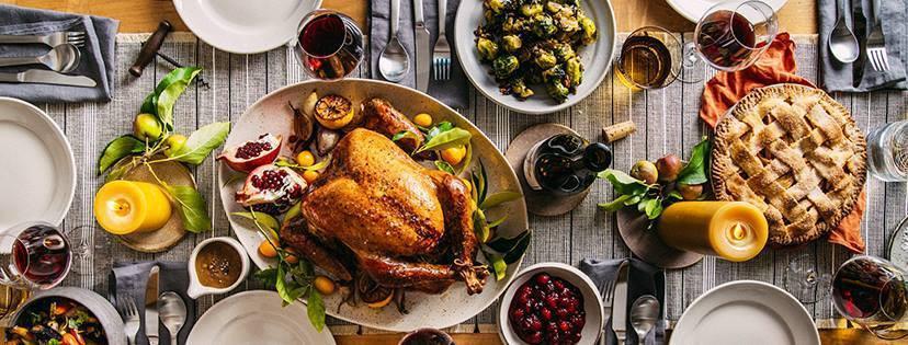 Pre Made Thanksgiving Dinners  Buy Thanksgiving dinner premade in Birmingham