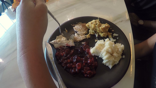 Pre Made Thanksgiving Dinners  Three pre made Thanksgiving meals a taste test