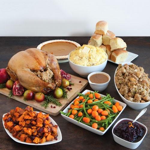 Pre Made Thanksgiving Dinners  safeway christmas ham dinner